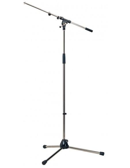 Konig & Meyer 21090-300-01 Компактная версия микрофонной стойки 21020, никелированная