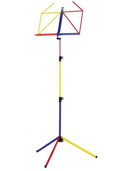Konig & Meyer 10010-000-99 Пюпитр для детей радужный