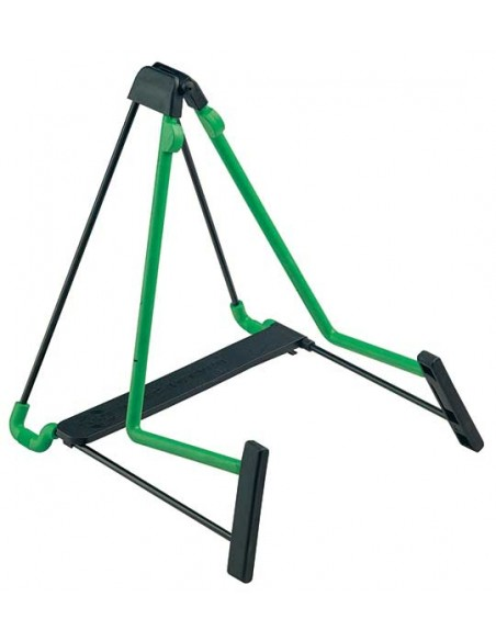 Konig & Meyer 17580-000-60 Стойка для акустических гитар ''HELI'', зеленая