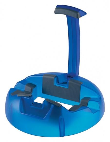 Konig & Meyer 17530-000-54 Пластиковая подставка для гитары BIG FOOT, синяя