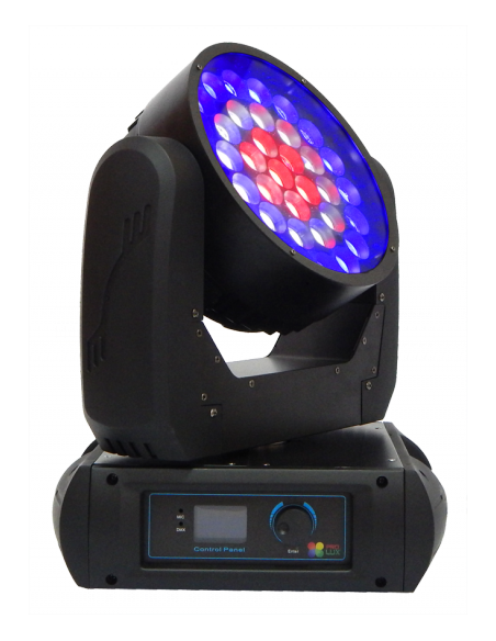 Светодиодная голова Pro Lux LUX LED 3712
