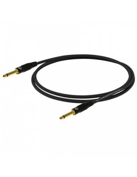 Инструментальный кабель BESPECO Eagle Pro EAJJ500 Fluo Green