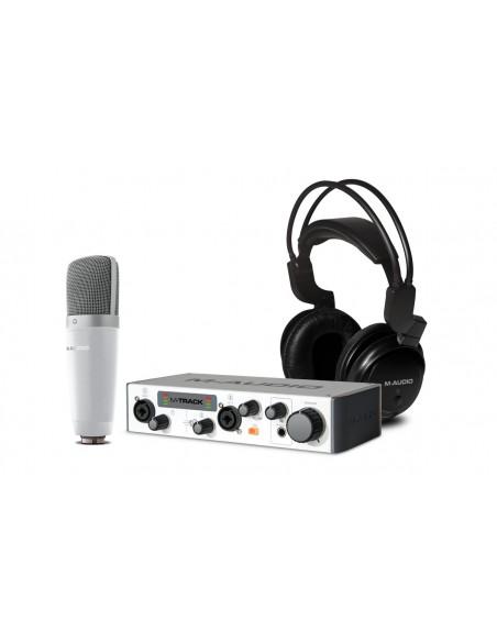 Комплект студийного оборудования M-Audio VOCAL STUDIO PRO II