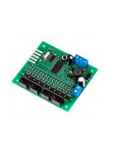 DMX контроллер плата управления LED освещением TEKO Mega-18
