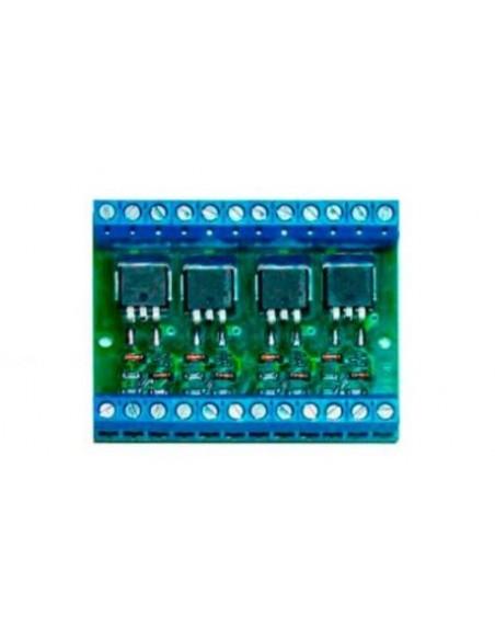 Усилитель RGB(W) сигнала для LED освещения TEKO AMP41