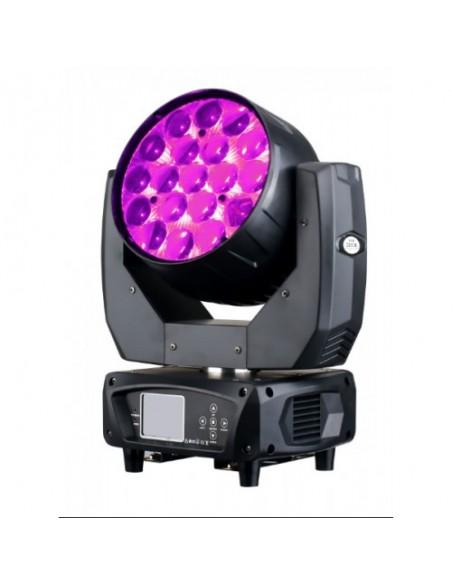 Полноповоротная LED голова GUSH Wash GW-1912