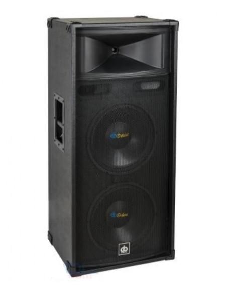 """Пассивная акустическая система Dibeisi Q1240 2*12""""+4*3.4"""" 300Вт, 8 Ом"""
