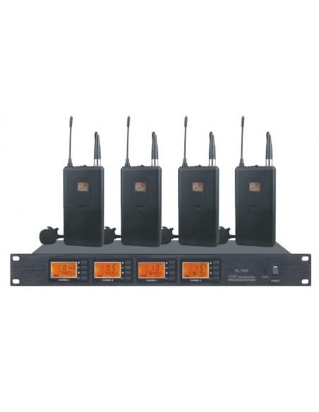 Беспроводная микрофонная система RL-7600BP