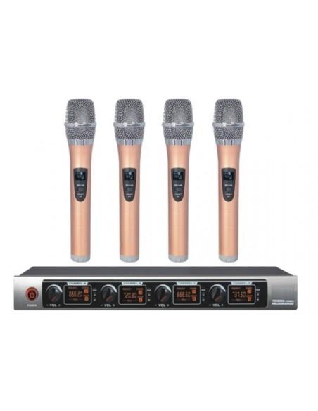 Беспроводная микрофонная система SF-W740H