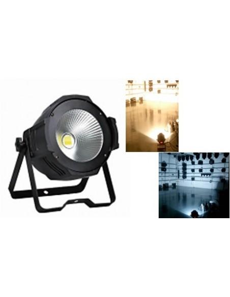 Световой LED прибор PL-014 COB Par Light 2 в 1 холодный/теплый белый