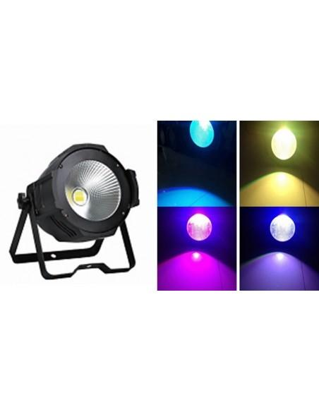 Световой LED прибор PL-015 COB Par Light 1*100W 3 в 1 RGB