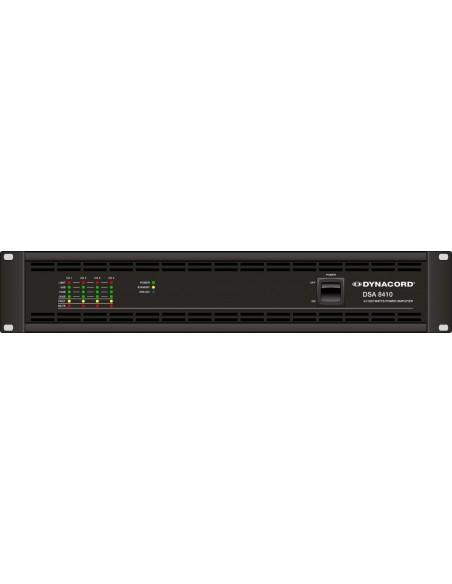 Dynacord DSA 8410 усилитель мощности 4 х 1000 Вт (4 Ом/70/100V)