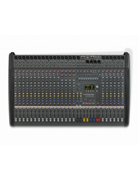 Dynacord PowerMate 2200-3 активный микшерный пульт 2x1000 Вт