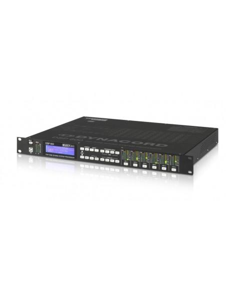 Dynacord DSP 600 цифровой звуковой процессор 2вх/6вых