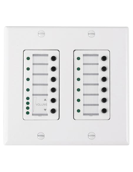 Dynacord PWS-6 панель дистанционного управления с 6 кнопками