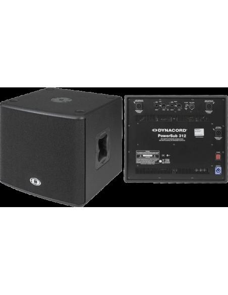Dynacord PowerSub 312 - Активный сабвуфер (система D-Lite)