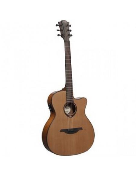 Электроакустическая гитара LAG Tramontane T200ACE