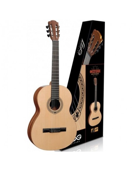 Гитара классическая Lag Occitania GLA OC44