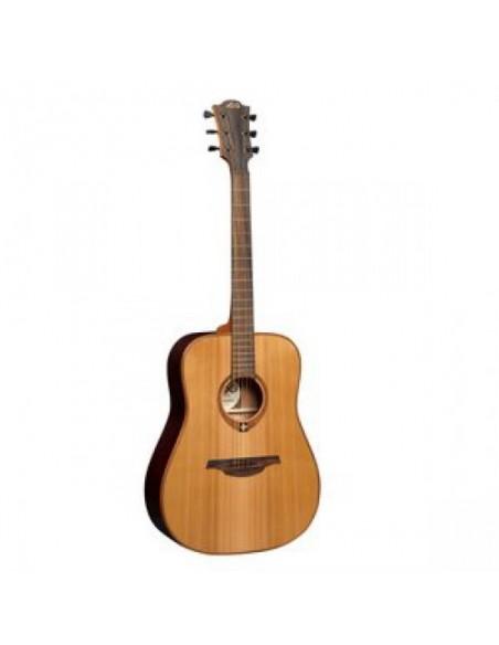 Гитара акустическая LAG Tramontane T100D