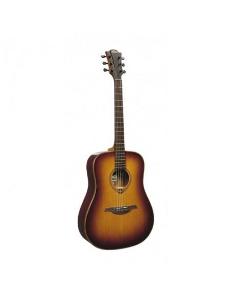 Гитара акустическая LAG Tramontane T100D-BRS