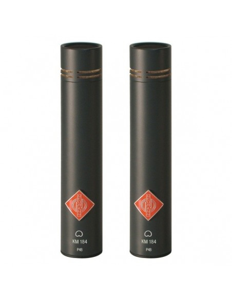 Neumann KM 184 mt stereo set Комплект микрофонов