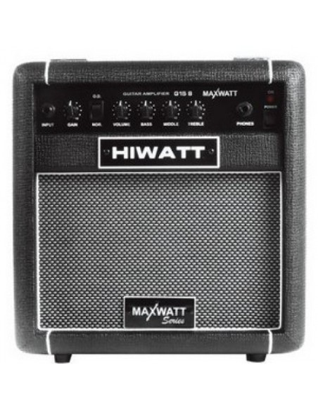 Комбо-усилитель HIWATT G-15 MaxWatt