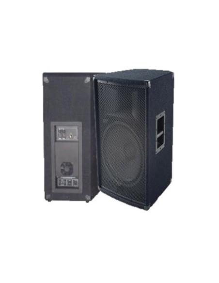 """Комплект из двух акустических систем EMS 115CSA 2 * 15""""+1.5"""", 1000 Вт, 8 Ом"""