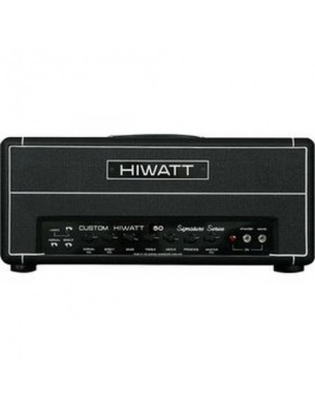 """Усилитель """"голова"""" гитарный Hiwatt DR-504"""
