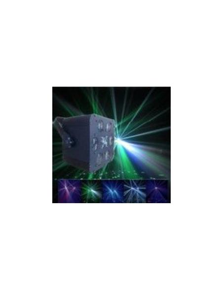 Световой LED прибор BIG PULSAR