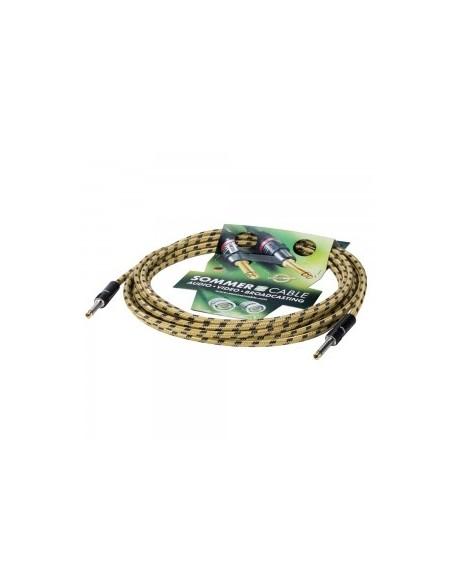 Инструментальный готовый кабель Sommer Cable CQ19-1000-GE