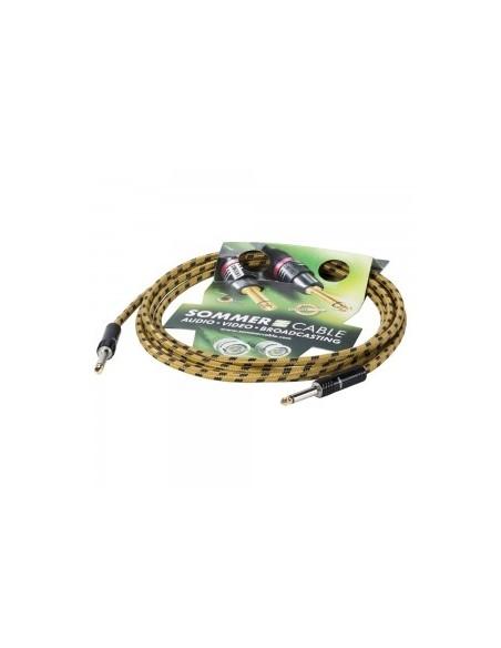 Инструментальный готовый кабель Sommer Cable CQ19-0300-GE
