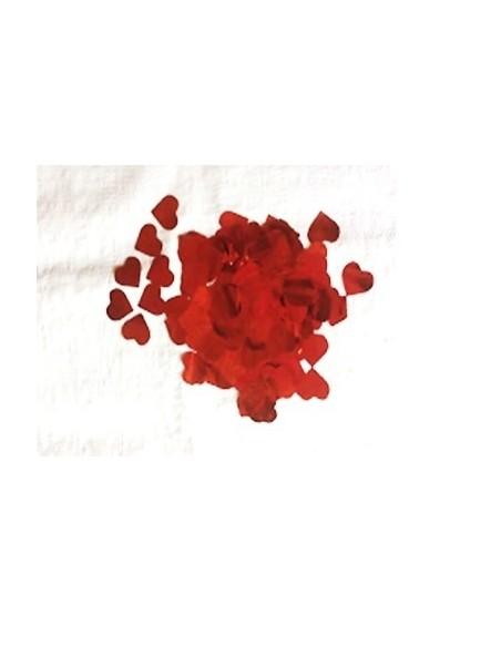 """Конфетти из фольги J-77H """"сердце"""", 1 кг"""