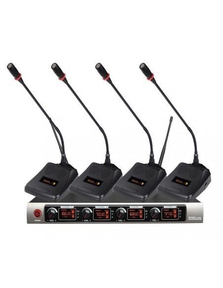 Беспроводная конференционная микрофонная система SF-W740