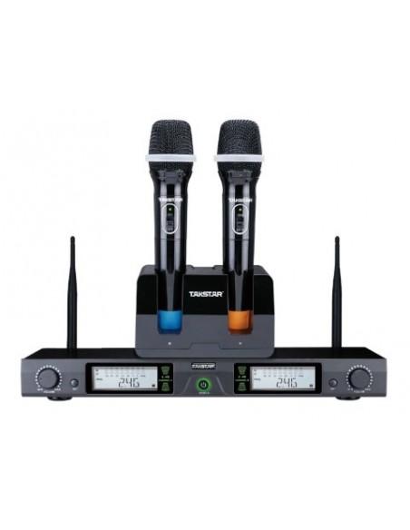 Беспроводная микрофонная система Takstar DG-K80