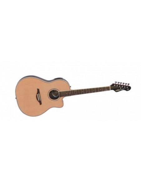 Гитара электроакустическая VINTAGE VR6N
