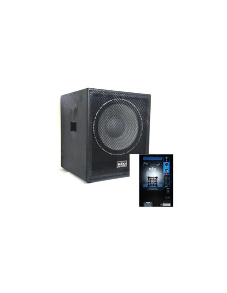 Активный цифровой супер басс BIG DIGITAL SUB18-500ACTIVE