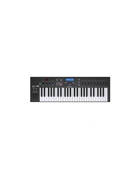 MIDI-клавиатура Arturia KeyLab Essential 49 (черный)