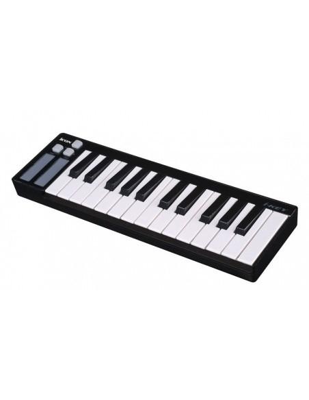 Миди-клавиатура Icon ikey (черный)