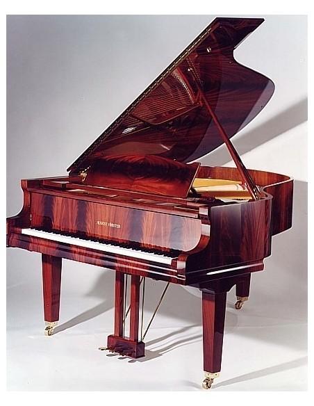 Акустический рояль August Foerster 170 Classik white bright polished w/b