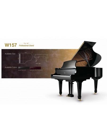 Акустический рояль Albert Weber W157 BP