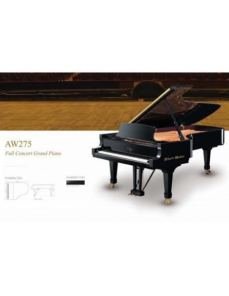 Акустический рояль Albert Weber AW 275 BP