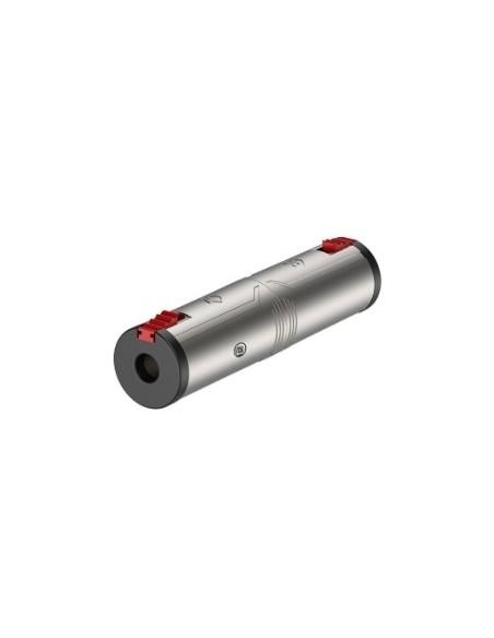 Переходник Roxtone RA3JFF 6.3mm Jack female stereo - 6.3mm Jack female stereo