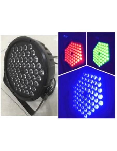 Пар City Light ND-031A LED PAR LIGHT 60*1.5W 3 в 1 RGB