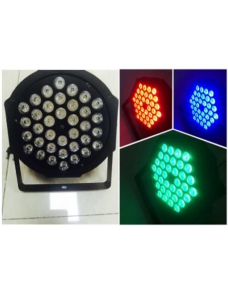 Пар City Light ND-039 LED PAR LIGHT 36*1.5W 3 в 1 RGB