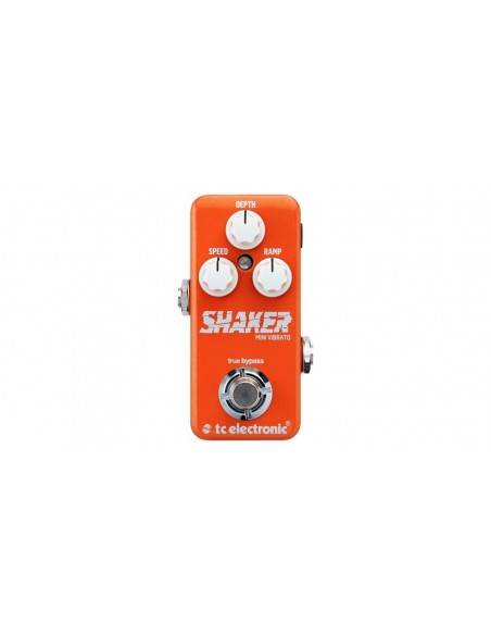 Педаль эффектов вибрато TC ELECTRONIC Shaker Mini Vibrato