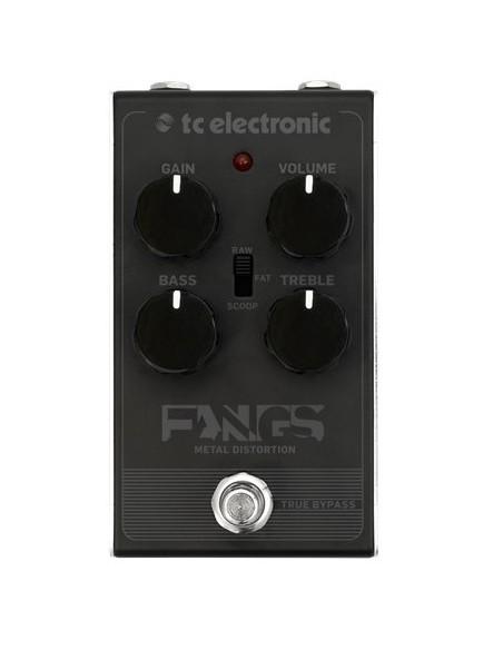 Педаль эффектов TC ELECTRONIC Fangs Metal Distortion