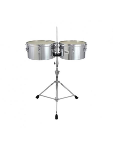 Перкуссионный барабан тимбале REMO TB1314VC