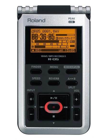 Цифровий диктофон ROLAND R-05