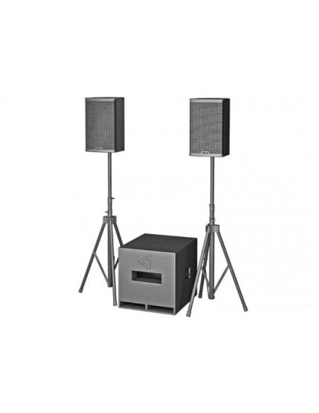 Активный трехкомпонентный комплект акустики MAG Complete 15