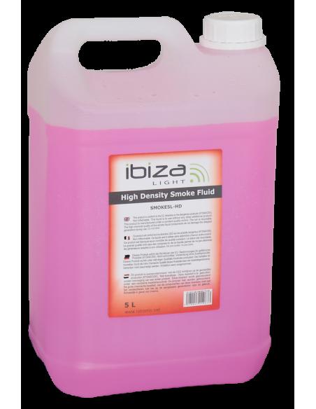 Жидкость для дыма - высокая плотность - 5 л IBIZA LIGHT SMOKE5L-HD